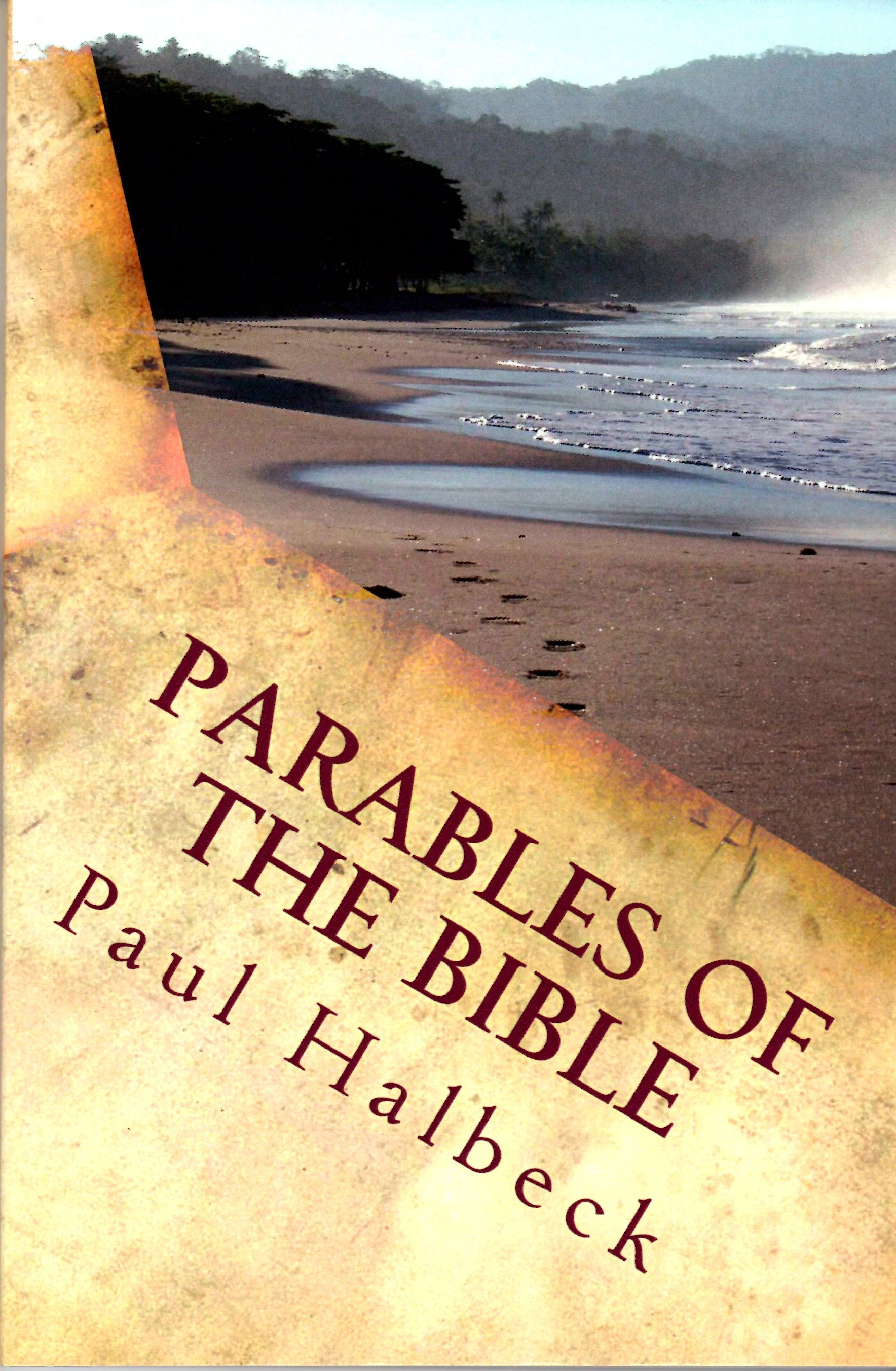 Parables in the Bible, front cover